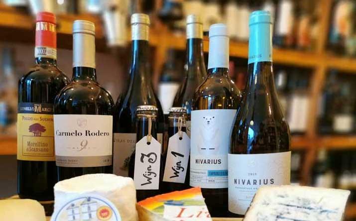 Le Cockelon start online wijn proeven